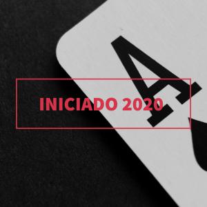 Iniciado 2020
